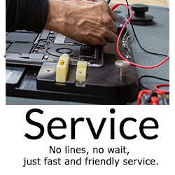 Button-service